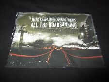 """MARK KNOPFLER and EMMYLOU HARRIS """"ALL THE ROADRUNNING"""" (MD) T-Shirt DIRE STRAITS"""
