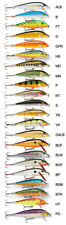 "3 Lures Rapala Cd-5 Cd05 S Silver 2"" 3/16oz Sinking Countdown Minnow"