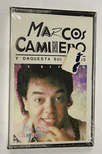Por Que Se Me Fue La Mayimba by Marcos Caminero(Audio Cassette Sealed)