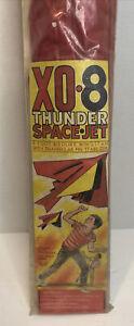 Vintage Sky Way XO•8 Thunder SPACE JET 5' String Kite W/Package