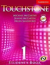 Touchstone Teacher's Edition 1 Teachers Book 1 With Audio Cd (touchstones): B...