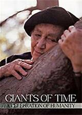 GIANTS OF TIME A Celebration Of Humanity - Juniper Documentary DVD NEW