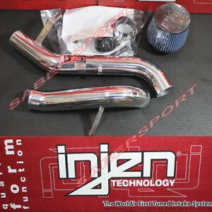 Injen RD Series Polish Cold Air Intake Kit for 1998-2002 Honda Accord 2.3L 4cyl
