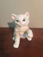 vintage cat figure