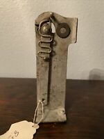 Vintage Dazey Junior wall mount Metal can opener