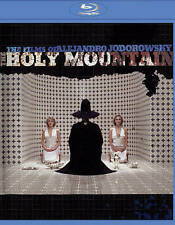 The Holy Mountain (Blu-ray Disc, 2014) Pre-Owned, Like New