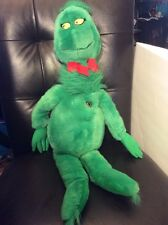 Large Macy's Grinch Stuff Plush Animal Toy 27""