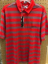 Under Armour Golf Shirt Cincinnati Bearcats Red Large