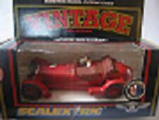 Scalextric très rare NSCC Alfa Romeo rouge édition limitée