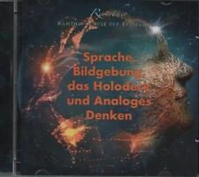 RAMTHA CD - Sprache , Bildgebung , das Holodeck und Analoges Denken - JZ KNIGHT