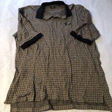 Vintage Tabasco Golf Polo Shirt Mens Size XXL