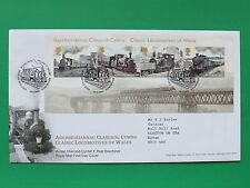 2014 Classic Locomotives Wales Royal Mail First Day Cover Tallents Hse SNo44587