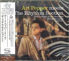 ART PEPPER-ART PEPPER MEETS THE RHYTHM SECTION-JAPAN SHM-CD BONUS TRACK C94