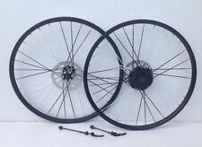 Mountain Bike Tubular Bicycle Wheelsets (Front & Rear)