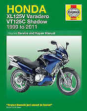 XL Honda Motorcycle Workshop Manuals