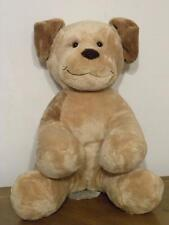 """Build A Bear Tan Spotted Puppy Dog 15"""" Plush Toy"""