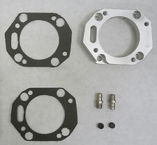 OBX Aluminum NOS Throttle Body Spacer Fits 03 04 05 06 RSX Civic Si K20A
