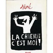 LA CHIENLIT C' EST MOI ! SINE  1978