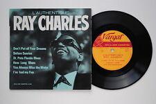 RAY CHARLES / EP GALA DES VARIETES G 324 / 1965 ( F )