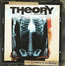 Theory of a Deadman : Scars and Souvenirs CD