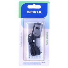 Nokia adaptador de audio ad-46 para 7360, 7370, 6270, 6280, 6288, 6233, 6234, e61