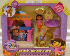DORA THE EXPLORER BEACH ADVENTURE PONY PLAYSET *NEW*