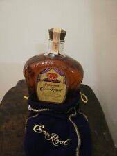 Whisky vintage crown royal 1970