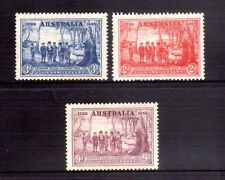 AUSTRALIA 1938 NSW 150th anniv mint light hinged
