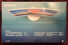Samsung CF391 32-inch Curved 1080P 60Hz LED Monitor (Ultra-Slim Design) NEW