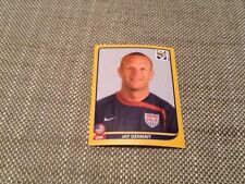#206 Jay DeMerit USA Panini World Cup 2010 SWISS GOLD EDITION sticker Watford