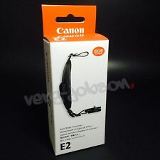 Canon 4991B001 Hand Grip Strap E2 BLACK for EOS-1D Series Original Brand New