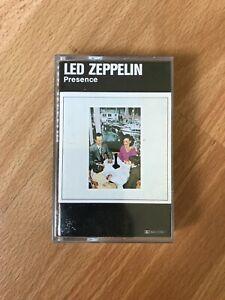 Led Zeppelin Presence Germany  SK 459402 Cassette