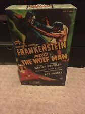 Sideshow 12 In Frankenstein 1/6 Figure Bela Lugosi Meets Wolf Man