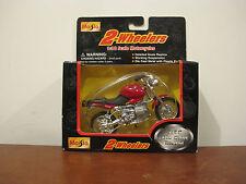 Maisto 1:18 #39303 Red BMW R1100R Motorcycle Bike