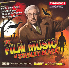 BBC Concert Orchestr - Film Music of Stanley Black [New CD]