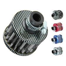 13mm Auto Motor Air Intake Filter Turbo Vent Kurbel gehäuseentlüftung schwarz