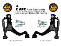 Range Rover Sport 05-10 Front Lower Suspension Control Arm kit  (wishbone/pair)