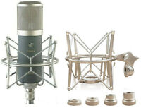 Shock Mount, Microphone Mic Holder, Clip For SE Electronics Z5600a