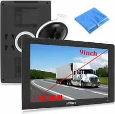 Xgody X4Bt 9-Inch Large Screen Gps Navigation System for Truck Bus Car