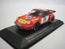 Porsche 911 Carrera RSR gelo Fitzpatrick 24h le Mans 1975 Minichamps 1/43