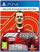 F1 2020 Deluxe Schumacher Edition PS4 PRE-ORDER 10.7.2020