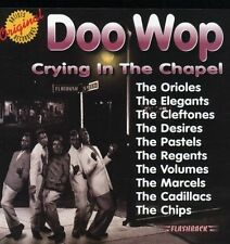 Doo-Wop 's mit R&B, Soul vom Rhino-Musik-CD