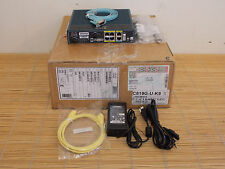 NEU CISCO C819G-U-K9 IOS Router Compact 3G with GLOBAL HSPA NEW OPEN BOX