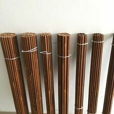 "100pcs new Bamboo arrow shaft  handmade 50-55# 33""(84cm)long only shafts"