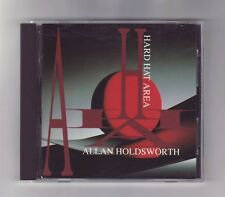 (CD) ALLAN HOLDSWORTH - Hard Hat Area / Japan Import / POCP-1376