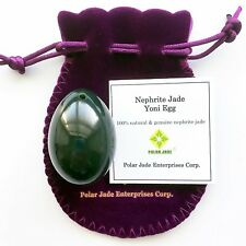 After Birth Care Nephrite Jade Yoni Egg to Train PC Muscles