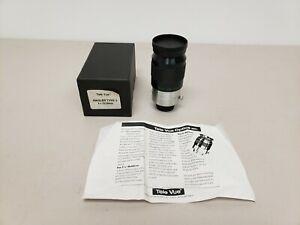 "Tele Vue 12mm Nagler Type 2 f=12.0mm Telescope Eyepiece Fits 1.25"" & 2"""