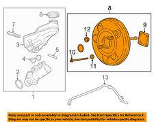 Chevrolet GM OEM 16-18 Malibu-Power Brake Booster 84038602