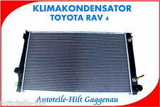 NEU Klima Kondensator TOYOTA RAV 4 (ACA3 ACE ALA3 GSA3 ZSA3 )