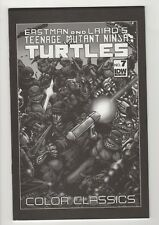 Teenage Mutant Ninja Turtles Color Classics # 7 RE (Jan 2013, IDW) Jetpack NM